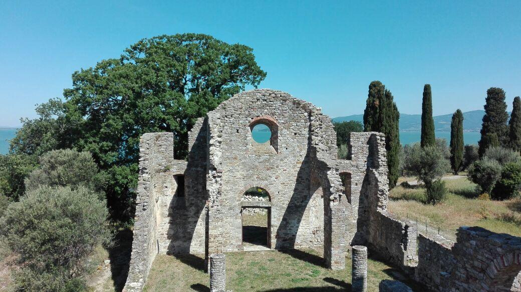 Isola Polvese – Inaugurazione del restauro del Monastero degli Olivetani