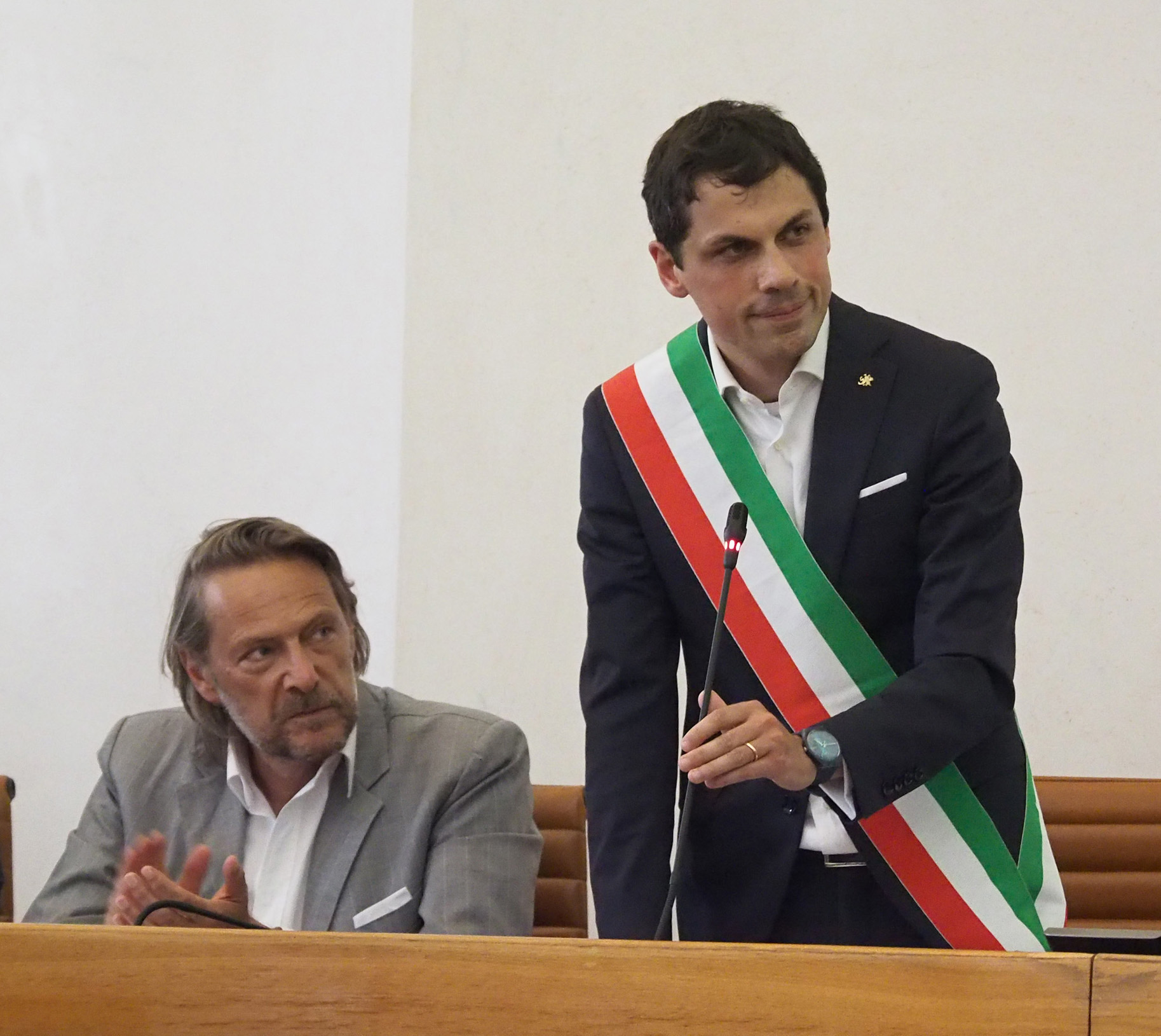Consiglio comunale Perugia/ legislatura aperta con: esame ...