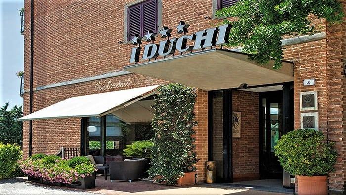 Spoleto Hotel I Duchi
