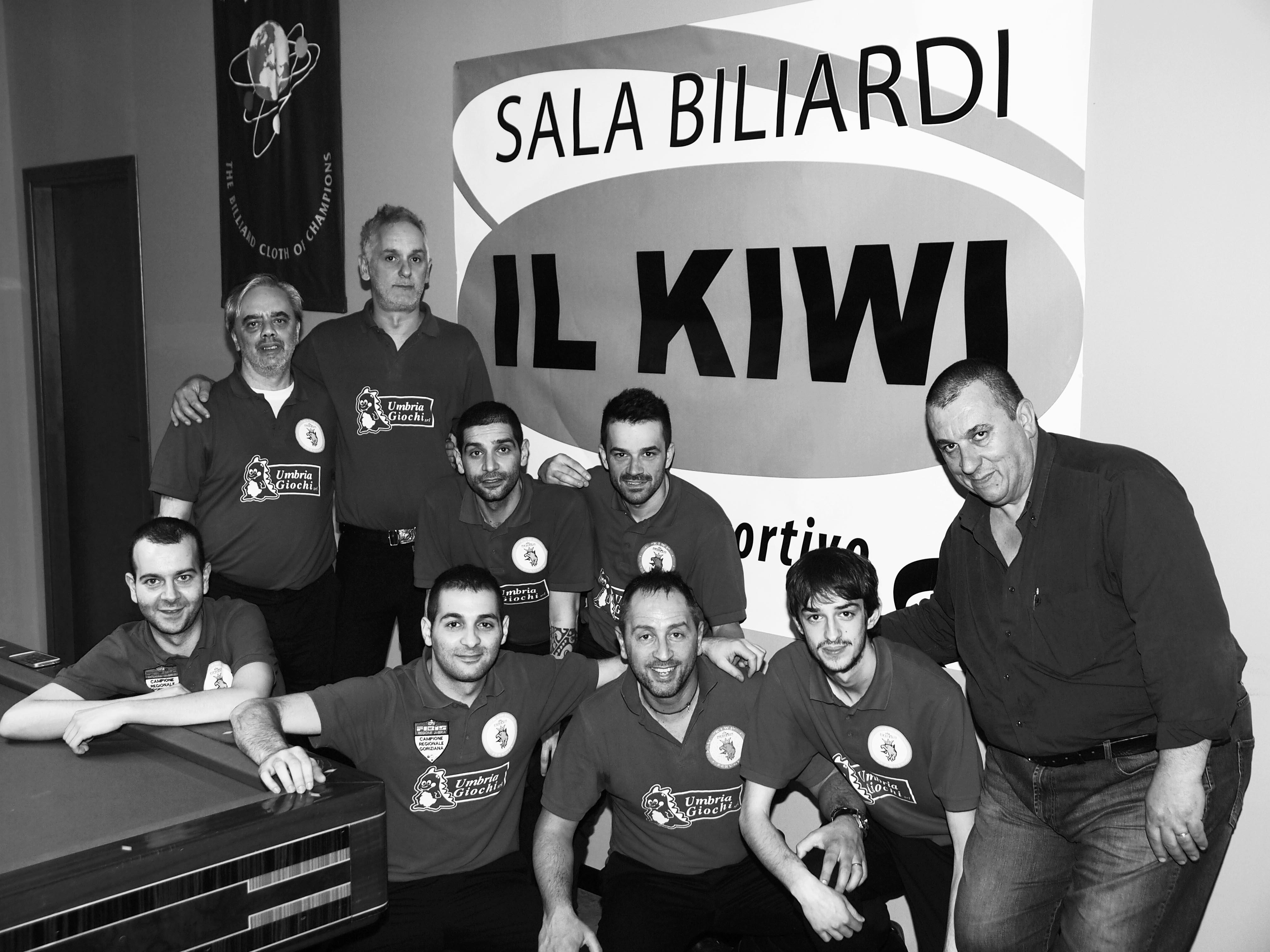 BILIARDO KIWI Campioni 2015 b.n. 2