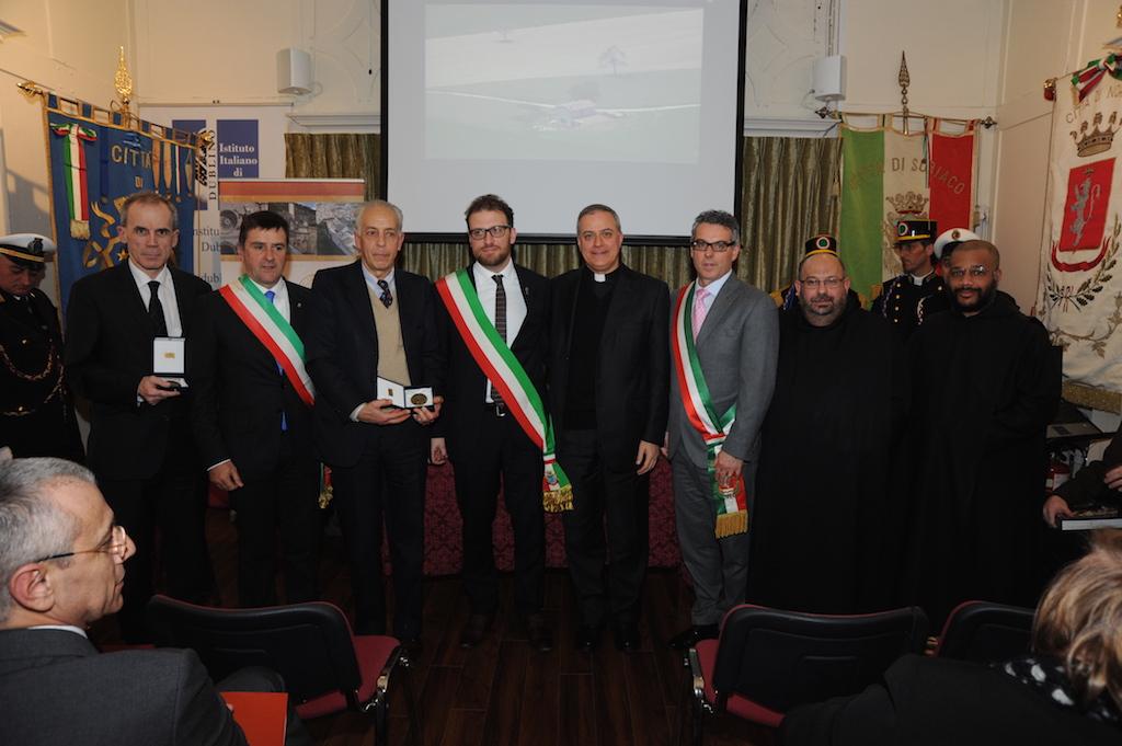Norcia prima tappa della fiaccola benedettina in irlanda for Istituto italiano