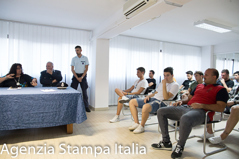 Presentazione ASD Polizia Penitenziaria Spoleto 3