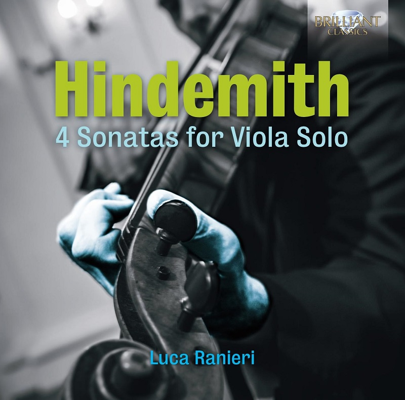 Luca Hindemith ViolaSolo CDcover.w