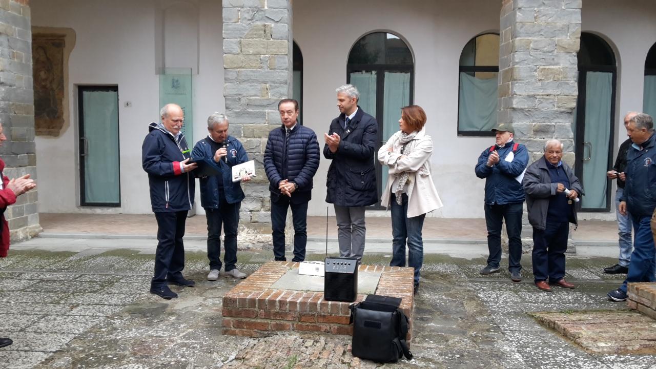 Museo Della Ceramica Di Deruta.Deruta Auto Storiche Nel Cuore Della Citta Verbena La