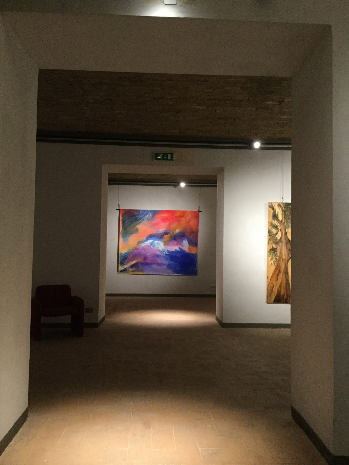 mostra montefalco museo