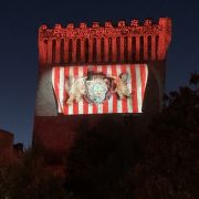 Luci sul Trasimeno - Video Mapping